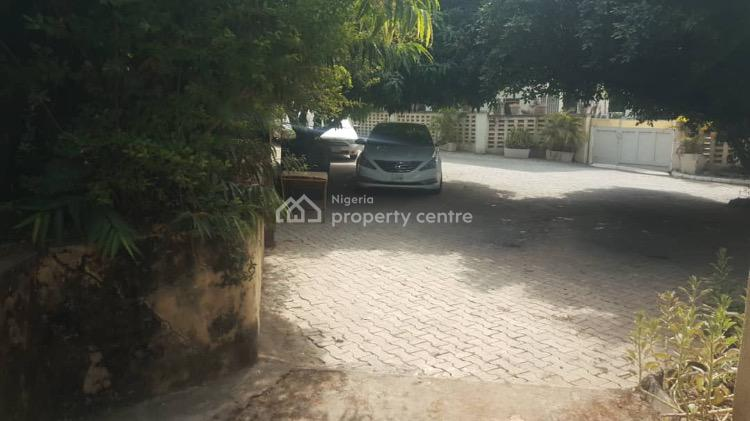 4 Units 3 Bedrooms Semi Detached Duplexes, with Bq., Off Ibb Way, Maitama District, Abuja, Detached Duplex for Sale