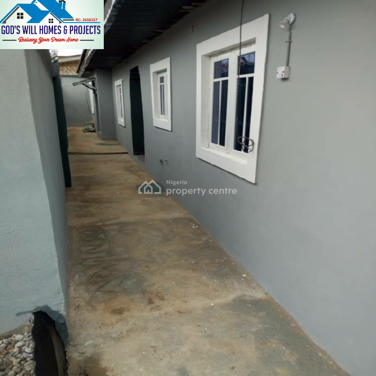 3 Unit of Room and Parlour Self Contain, Awotan Area Apete, Ibadan, Oyo, Block of Flats for Sale