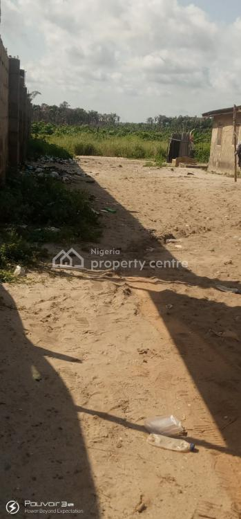 800 Sqm Proposal- Block of Flats with Lift & Pent House., Lekki, Lagos, Residential Land Joint Venture