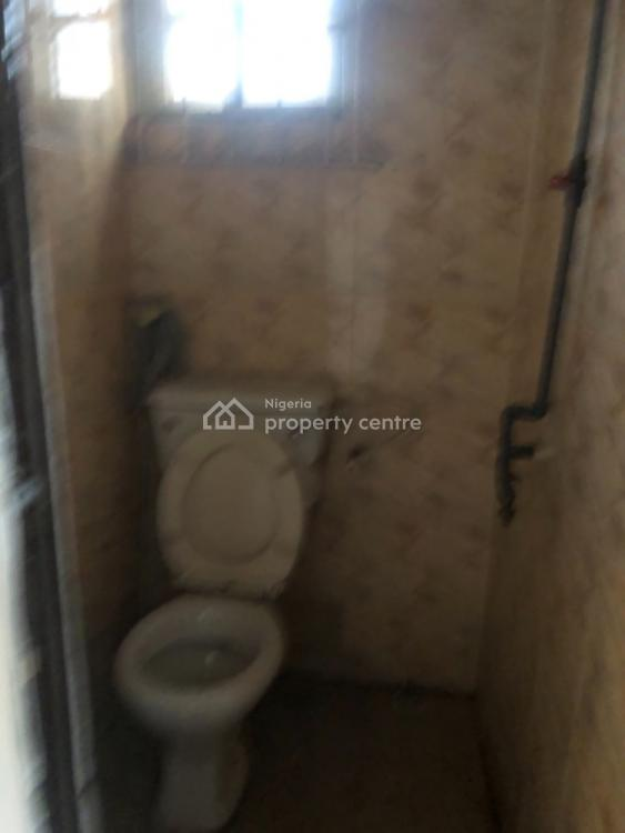 Lovely 2 Bedroom Alone in a Compound, Bodethomas, Bode Thomas, Surulere, Lagos, House for Rent