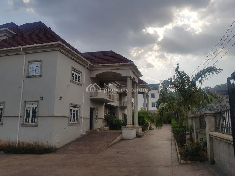 Twin Duplex, Diplomatic Zone, Katampe Extension, Katampe, Abuja, Semi-detached Duplex for Sale