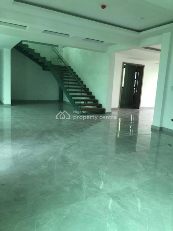 Brand New 4 Bedroom Massionete with Swimming Pool and Gym, Off Lugard Road., Ikoyi, Lagos, Semi-detached Duplex for Rent