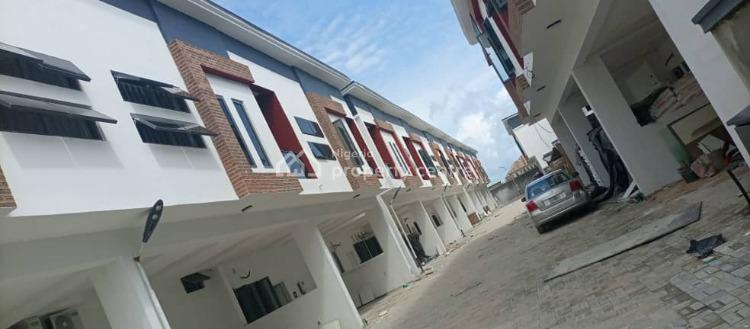 4 Bedroom Terrace, Orchid Road By 2nd Toll Gate, Lekki Phase 2, Lekki, Lagos, Semi-detached Bungalow for Rent