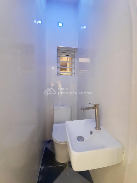 Luxury 5 Bedrooms Fully Detached Duplex, Osapa, Lekki, Lagos, Detached Duplex for Sale