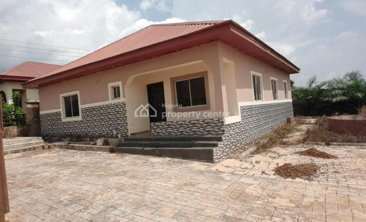 Brand New 3 Bedroom Bungalow All Rooms Ensuite with Two Dog House, Elim Estate, Ibeagwa Nike, Enugu, Enugu, Detached Bungalow for Sale