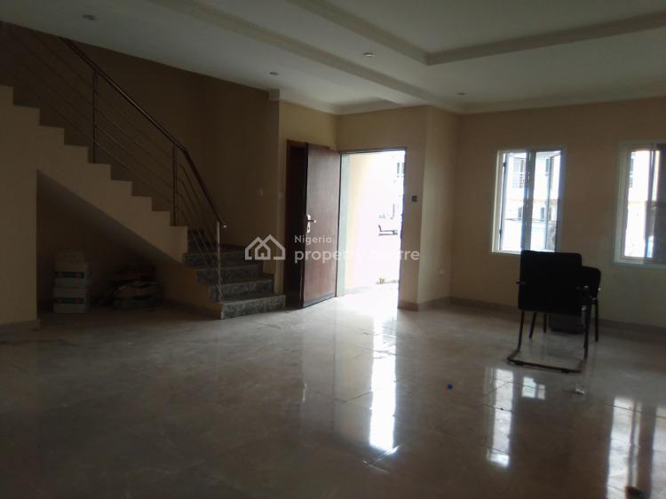 Newly Built 5 Bedroom Terrace Duplex with Bq, 24hours Light, Lekki Phase 1, Lekki, Lagos, Terraced Duplex for Rent