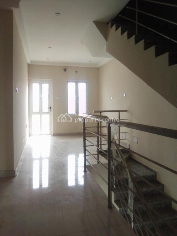 Luxurious 4 Bedrooms Terrace with Bq in a Mini Estate, Ilasan, Lekki, Lagos, Terraced Duplex for Sale