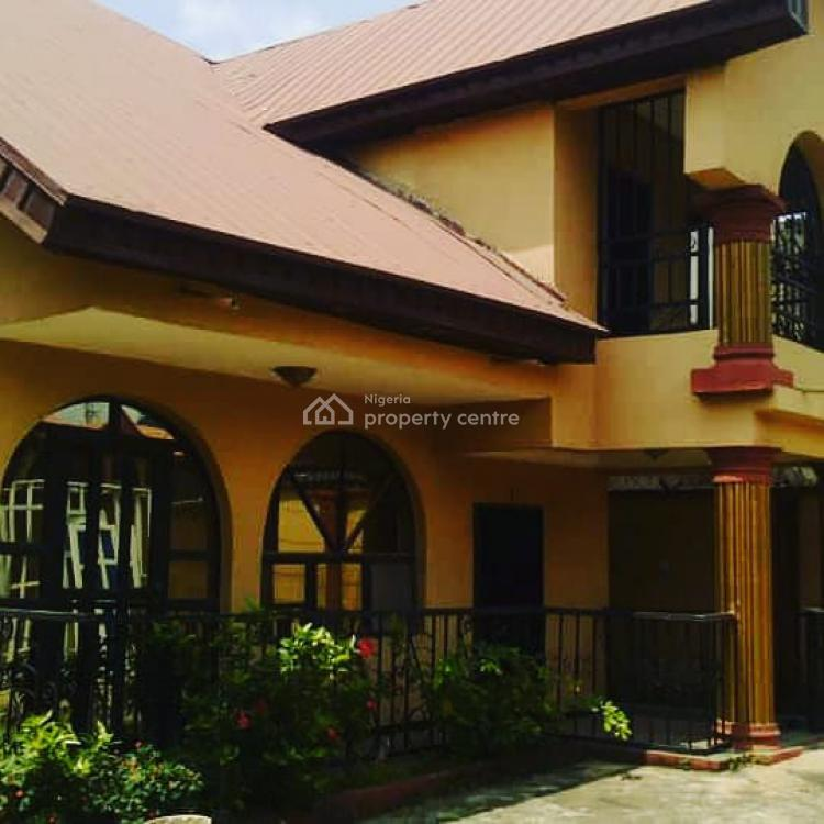5 Bedrooms Duplex, Finger Estate, Off Marwa Road, Satellite Town, Ojo, Lagos, Detached Duplex for Sale