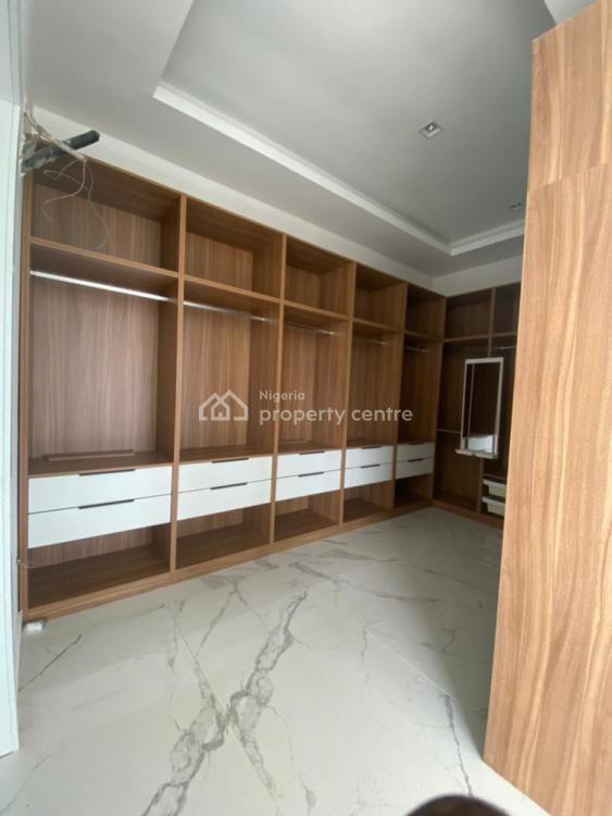 Palatial 5 Bedrooms Detached Duplex with Swinming Pool, Pinnock Beach Estate, Osapa London, Lekki, Lagos, Detached Duplex for Sale