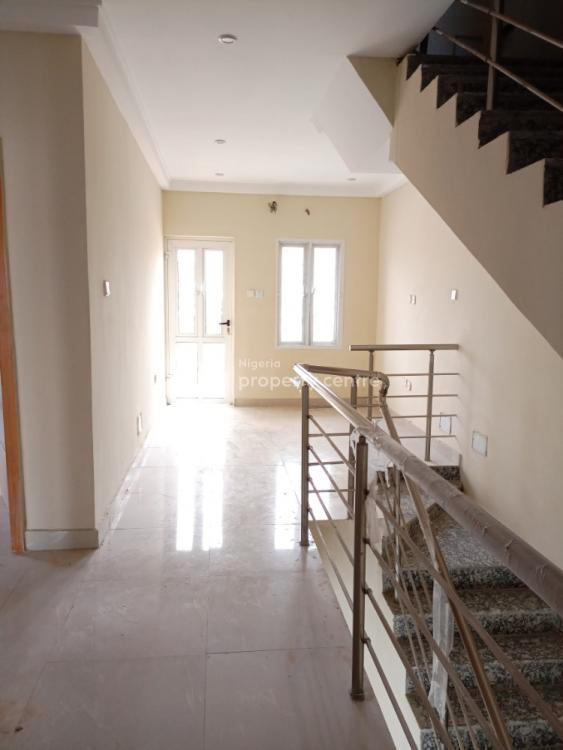 Luxury Built and Finished 4 Bedroom Duplex with Boys Quarter, Off Admiralty Way, Lekki Phase 1, Lekki, Lagos, Terraced Duplex for Rent