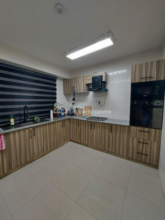 Luxury 3 Bedroom Waterview Apartment, Lekki Phase 1, Lekki, Lagos, Flat Short Let