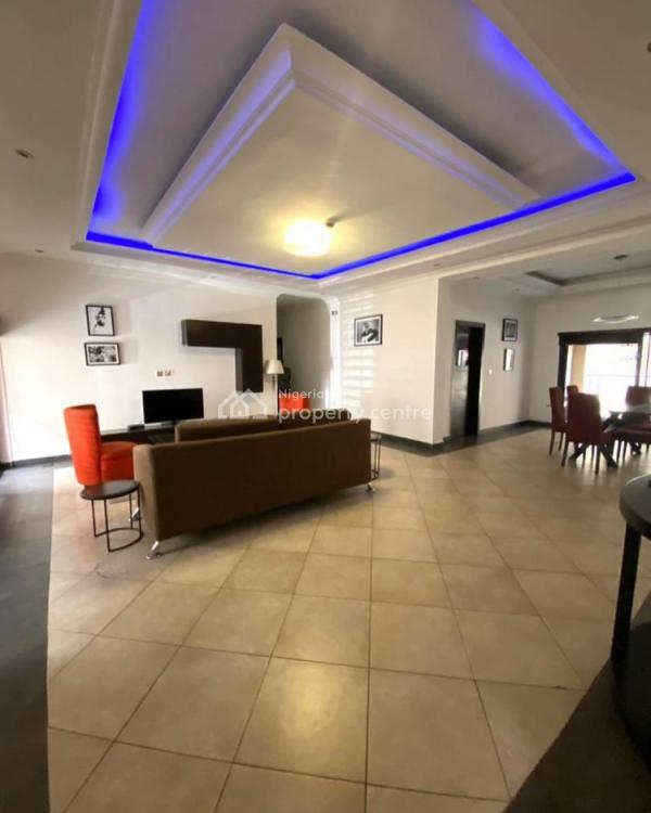 Fully Furnished 3 and 4 Bedroom Flat with a Bq;, Banana Island Road, Ikoyi, Lagos, Flat for Rent