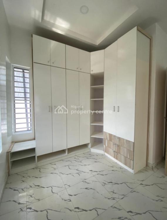 Brand New 4 Bedrooms Fully Detached Duplex with Bq, Ikota, Lekki, Lagos, Detached Duplex for Rent