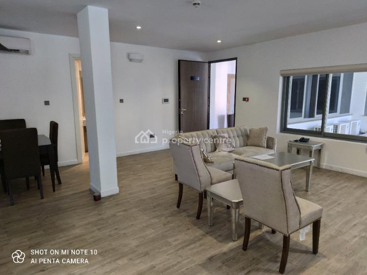 Luxury 2 Bedrooms Furnished Aparment with Swimming, Pool Elevator Etc, Shonibare Estate, Maryland, Lagos, Flat Short Let