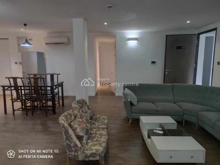 Porsche 3 Bedrooms Furnished Aparment with Swimming, Pool Elevator, Shonibare Estate, Maryland, Lagos, Flat Short Let