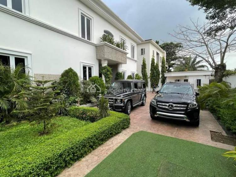 a 9 Bedroom Fully Detached Duplex 2 Bedroom Bq, Ikeja Gra, Ikeja, Lagos, Detached Duplex for Sale