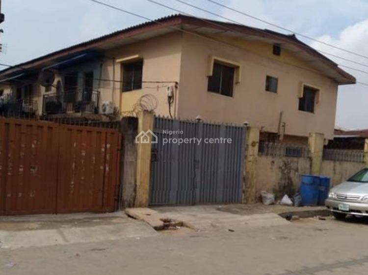 Block of 4 Units of 3 Bedroom Flat, Ojota, Lagos, Block of Flats for Sale