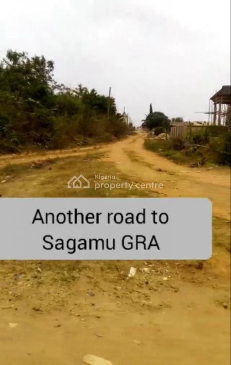Acres of Land, Adjacent Lafarge Cement Manufacturing Company, G.r.a Quarters, Sagamu, Ogun, Mixed-use Land for Sale