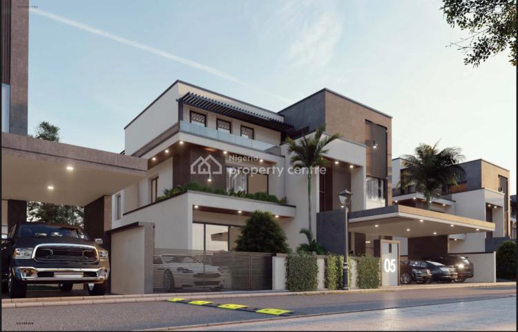 6 Bedrooms Detached Luxury Duplex, Wuse 2, Abuja, Detached Duplex for Sale