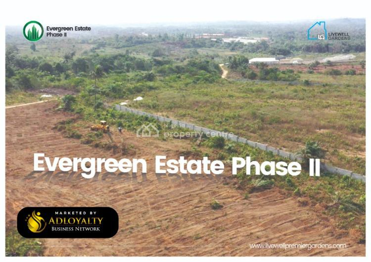 Land, Evergreen Estate Phase 2, Ijako, Epe, Lagos, Residential Land for Sale