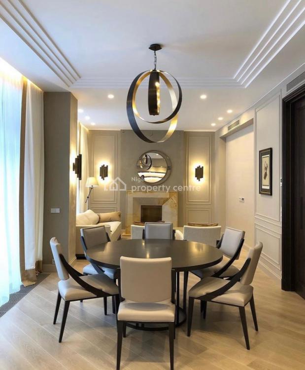 4 Bedroom Terraced Duplex, Admiralty, Lekki Phase 1, Lekki, Lagos, Terraced Duplex for Sale