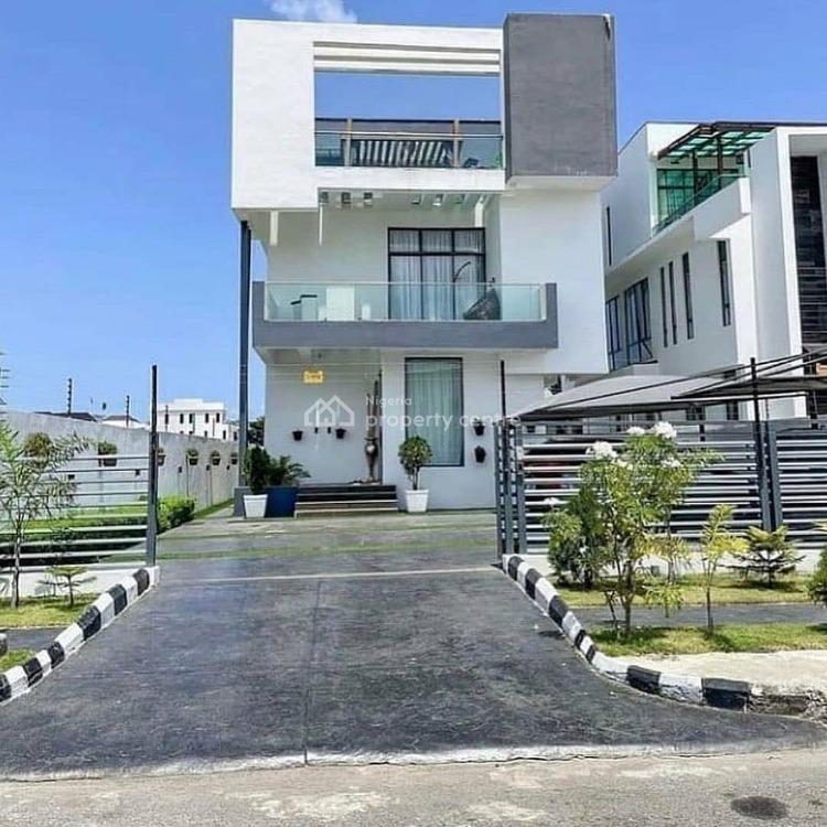 Luxury Fully Furnished 5 Bedrooms Detached Duplex, Osapa, Lekki, Lagos, Detached Duplex for Sale