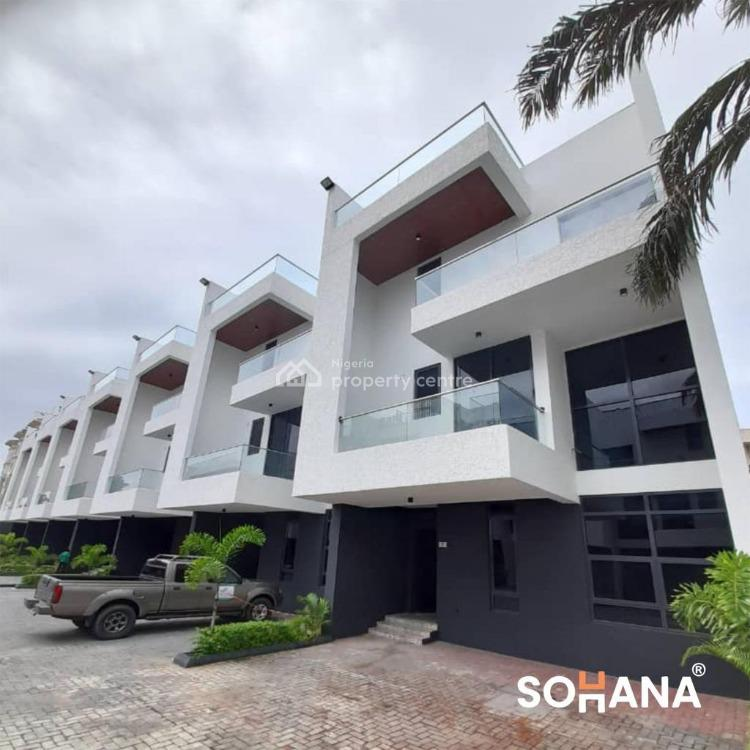Lovely 4 Bedroom Terrace Duplex with a Bq, Victoria Island (vi), Lagos, Terraced Duplex for Rent