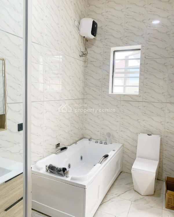 Contemporary Built 4 Bedroom Semi-detached Duplex, Orchid, Lekki, Lagos, Semi-detached Duplex for Sale