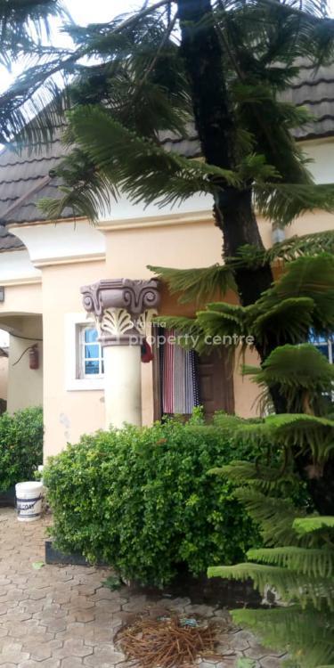 Standard 4 Bedroom Duplex, Gra, Off Okpanam Road, Asaba, Delta, Detached Duplex for Sale