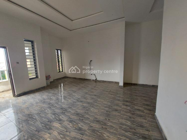 Newly Built 4 Bedrooms Semi-detached Duplex with Bq., Agungi, Lekki, Lagos, Semi-detached Duplex for Sale