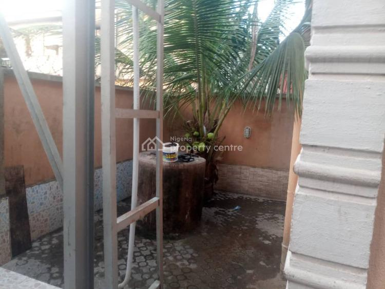 Big Room Self Contain, New Site, Iba, Ojo, Lagos, Self Contained (single Rooms) for Rent