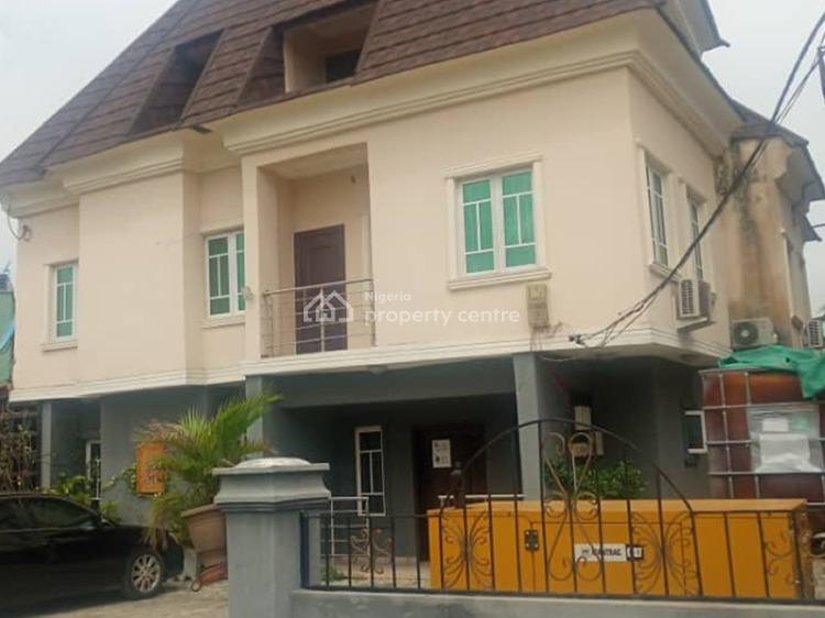 a Well Maintained 5 Bedroom Detached Duplex and a Bq, Ikeja Gra, Ikeja, Lagos, Detached Duplex for Sale