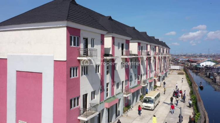 Exciting Two Bedroom Flats on The Mainland, Lagoon View Estate, Yaba, Lagos, Flat / Apartment for Sale