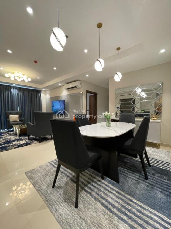 Luxurious 3 Bedroom Apartment, Bluewater Sapphire Tower, Oniru, Victoria Island (vi), Lagos, Flat / Apartment Short Let