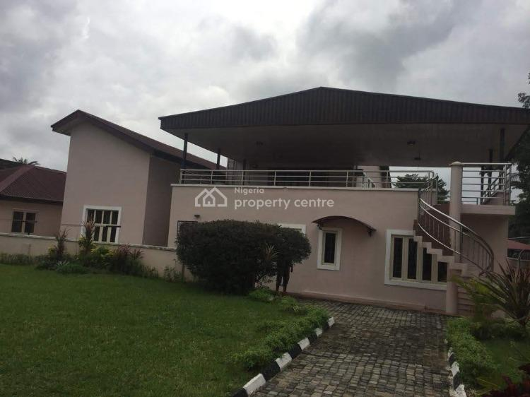 a Well Maintained 5 Bedroom Fully Detached Mansion with Unique Feature, Cooperative Villa Estate, Badore Road, Ajah, Lagos, Detached Duplex for Sale