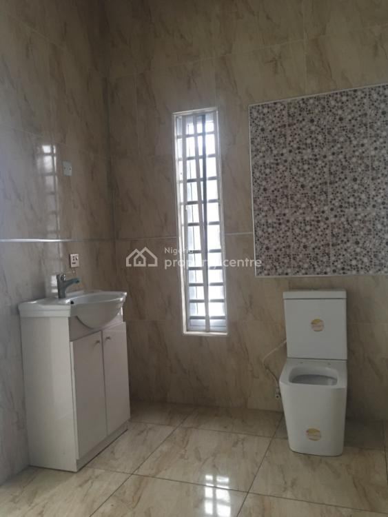 4 Bedrooms Terraced Duplex with Spacious Rooms in an Estate, Ajah, Lagos, Terraced Duplex for Rent