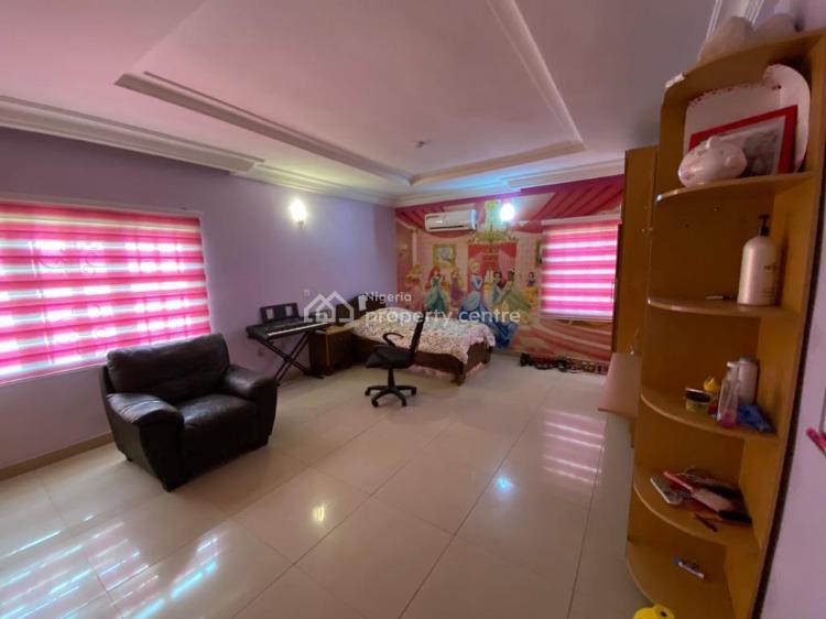 a Solidly Built 4 Bedrooms Detach Duplex with Bq, Utako, Abuja, Detached Duplex for Sale