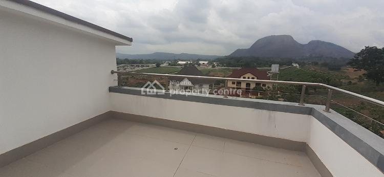 Excellent 5 Bedroom Duplex with 2 Room Self Contain, By a a Rano Filling Station, Asokoro District, Abuja, Semi-detached Duplex for Rent