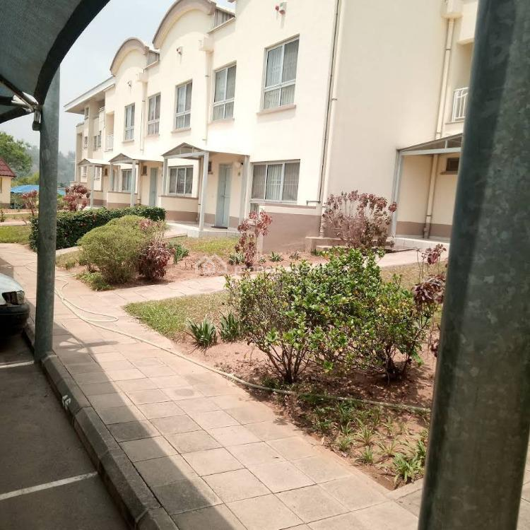 Newly Remodelled 3 Bedroom Fully Furnished Terrace Duplex Plus Acs, Imani/shell Residential Estate,madeira Street, Maitama District, Abuja, Terraced Duplex for Rent
