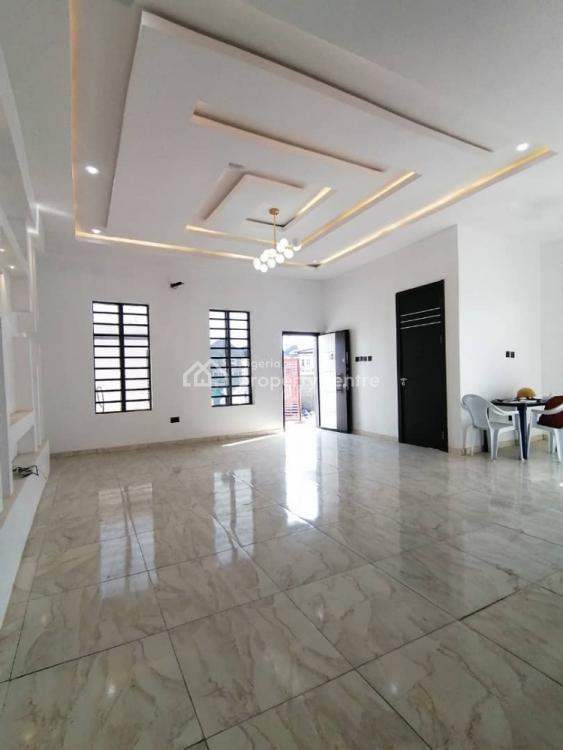 Newly Built Luxury 4 Bedrooms Semi-detached Duplex with a Bq, Chevron, Lekki, Lagos, Semi-detached Duplex for Sale