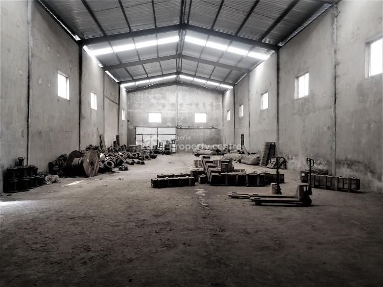 Warehouse Capacity of 3,264sqm, Lagos Ibadan Express Road, Asese, Ibafo, Ogun, Warehouse for Rent