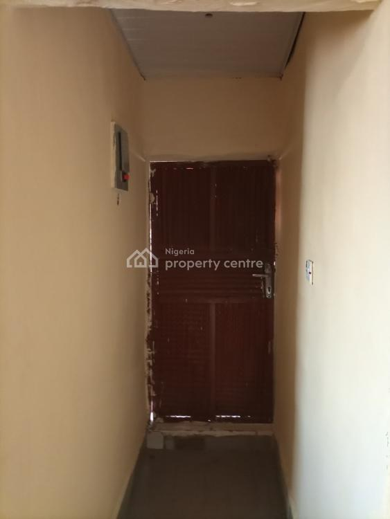 a Comfortable One Room Self Contained with a Spacious Shop, Opposite Hope for Survival Orphanage, Kado, Abuja, House for Sale