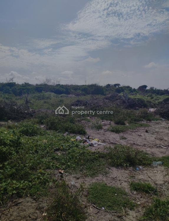 15 Plots Ocean Beach Front Land, Orchid Hotel Road, Chevron, Lekki, Lagos, Mixed-use Land for Sale