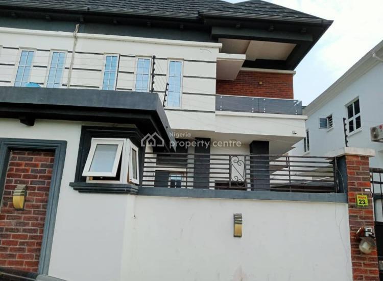 4 Bedrooms Semi Detached Duplex, Chevron Alternative, Lekki, Lagos, Semi-detached Duplex for Sale