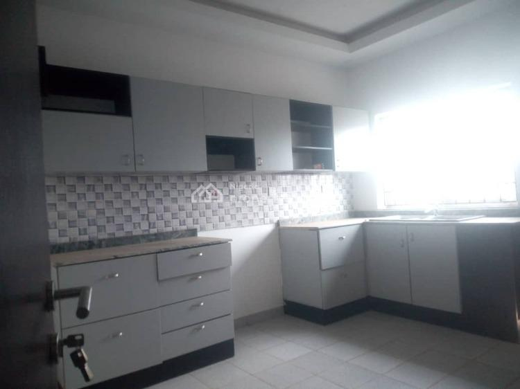 a Brand New Finished Serviced 4 Bedroom Terraced Duplex with 1 Room Bq., By Turkish Hospital (nizayame Hospital), Karmo, Abuja, Terraced Duplex for Rent