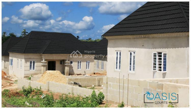 2 Bedroom Fully Detached Bungalow in a Secured Estate, Oasis Court, Poka, Epe, Lagos, Detached Duplex for Sale