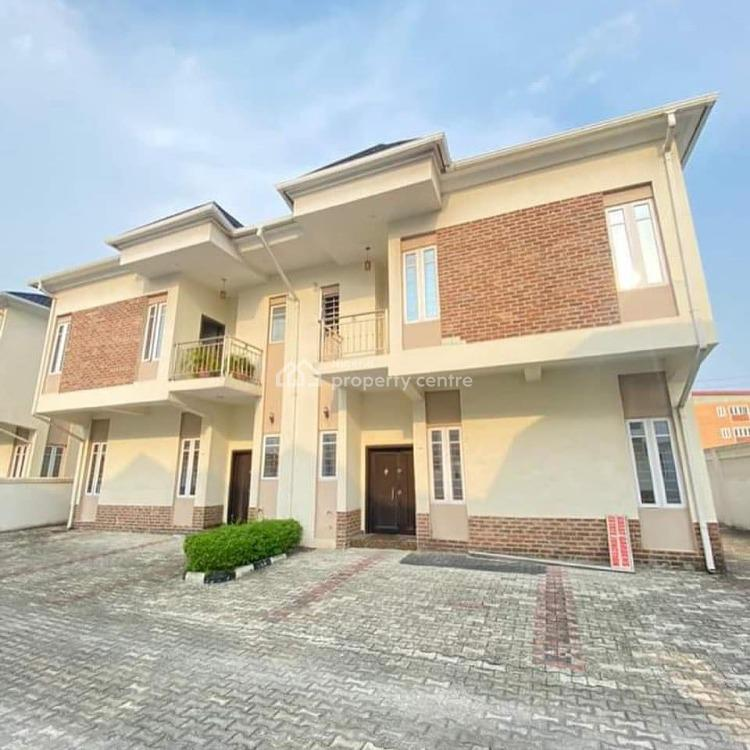 Beautiful and Spacious 4 Bedroom Semi Detached Duplex, Ajah, Lagos, Semi-detached Duplex for Sale