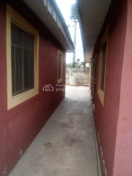 8 Units of Room & Parlour Self Contain, Awobo, Igbogbo, Ikorodu, Lagos, House for Sale