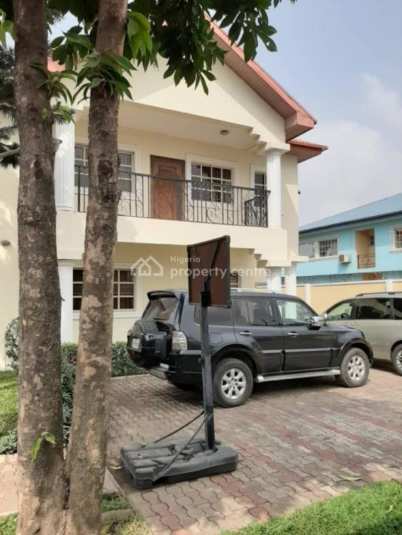 Five Bedroom Duplex All En Suite with Box Room, Study and Bq, Opp Omole Phase 1 Estate, Ojodu, Lagos, Detached Duplex for Sale