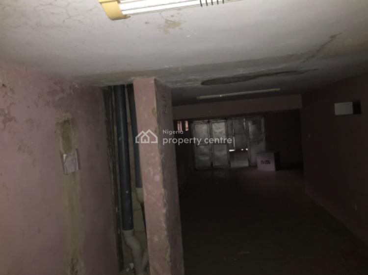 204 Sqm Strategic Warehouse on a Basement, Facing The Major Road, Maitama District, Abuja, Warehouse for Rent